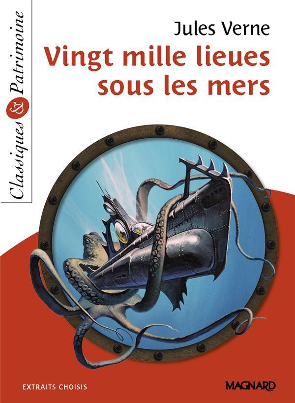VINGT-MILLE LIEUES SOUS LES MERS (C&P N 94)