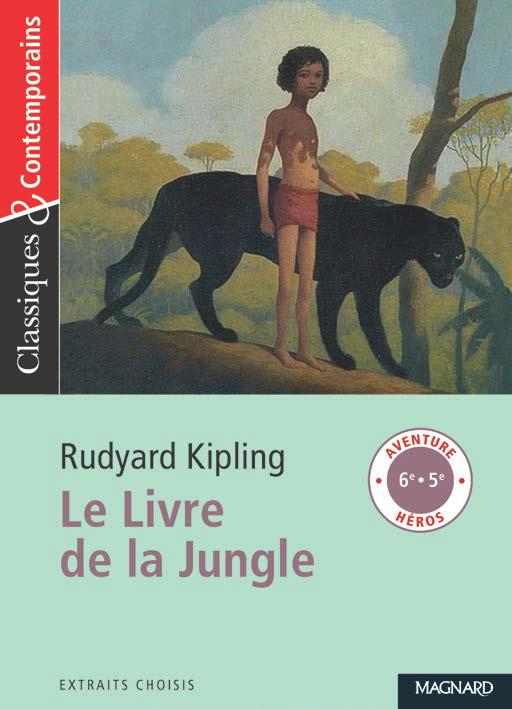 LIVRE DE LA JUNGLE C&C N 190 (LE)