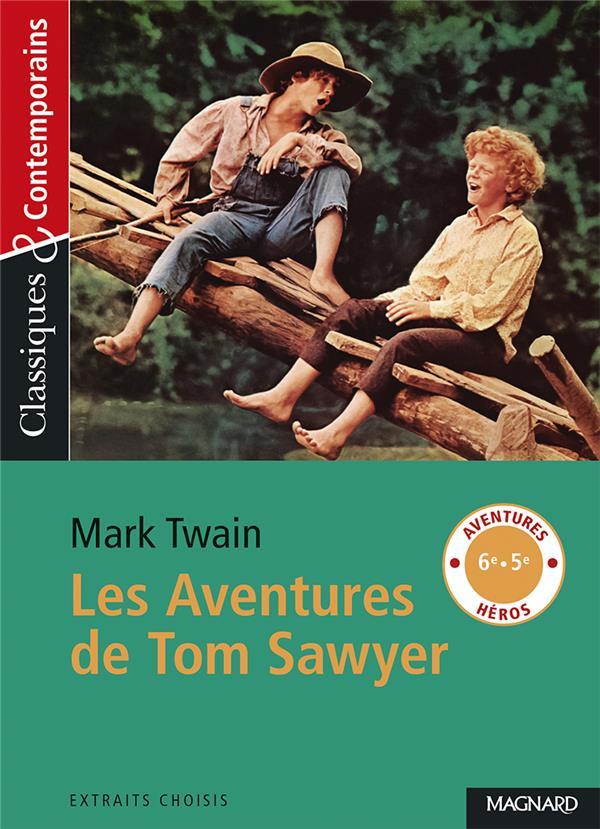 AVENTURES DE TOM SAWYER (LES) C ET C 201