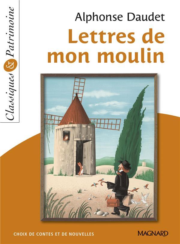 N.124 LES LETTRES DE MON MOULIN