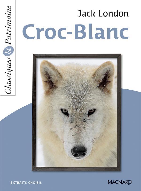 N.132 CROC-BLANC