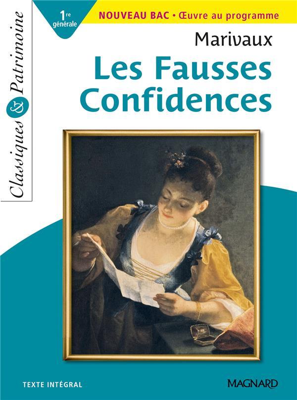 N.135 LES FAUSSES CONFIDENCES