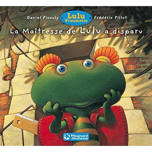 MAITRESSE DE LULU A DISPARUE (LA)