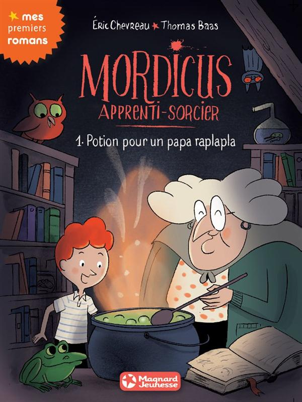 MORDICUS T1 POTION POUR UN PAPA RAPLAPA