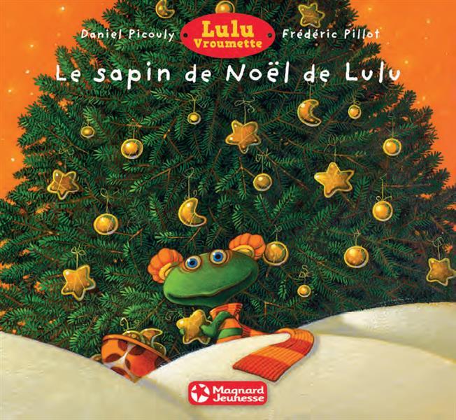 SAPIN DE NOEL DE LULU (LE)