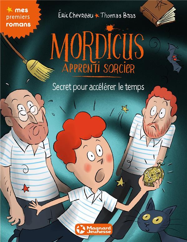MORDICUS T7 SECRET POUR ACCELERER LE TEMPS