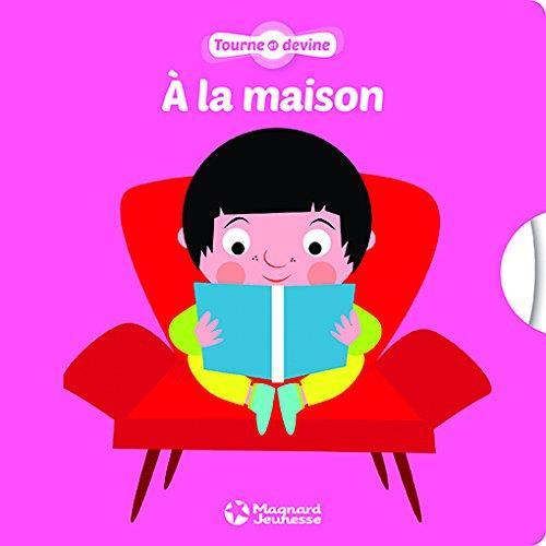 TOURNE ET DEVINE T5 A LA MAISON