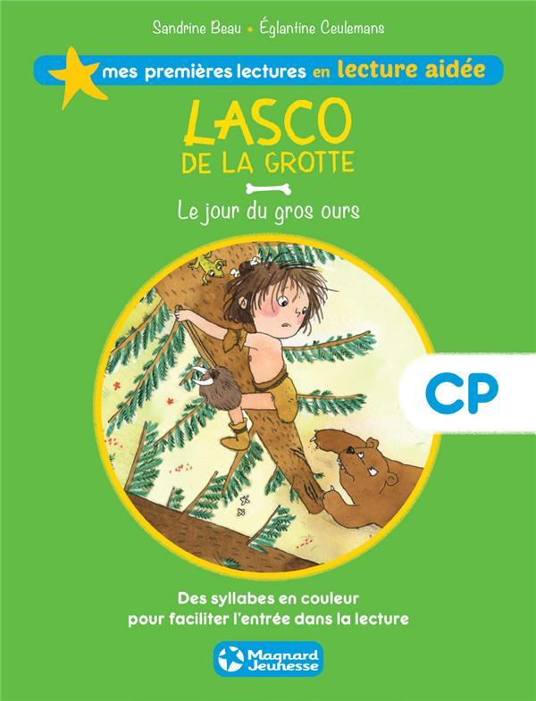 T3 LECTURE AIDEE LASCO LE JOUR DU GROS OURS CP
