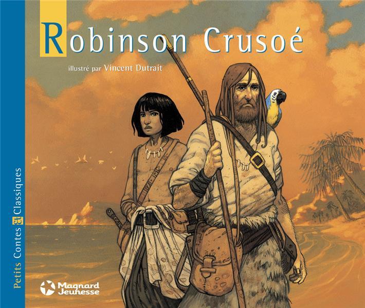 CONTES & CLASSIQUES ROBINSON CRUSOE 2018