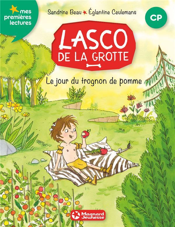 LASCO DE LA GROTTE 7 LE JOUR DU TROGNON DE POMME