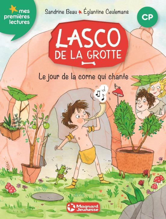 LASCO DE LA GROTTE 8 LE JOUR DE LA CORNE QUI CHANTE