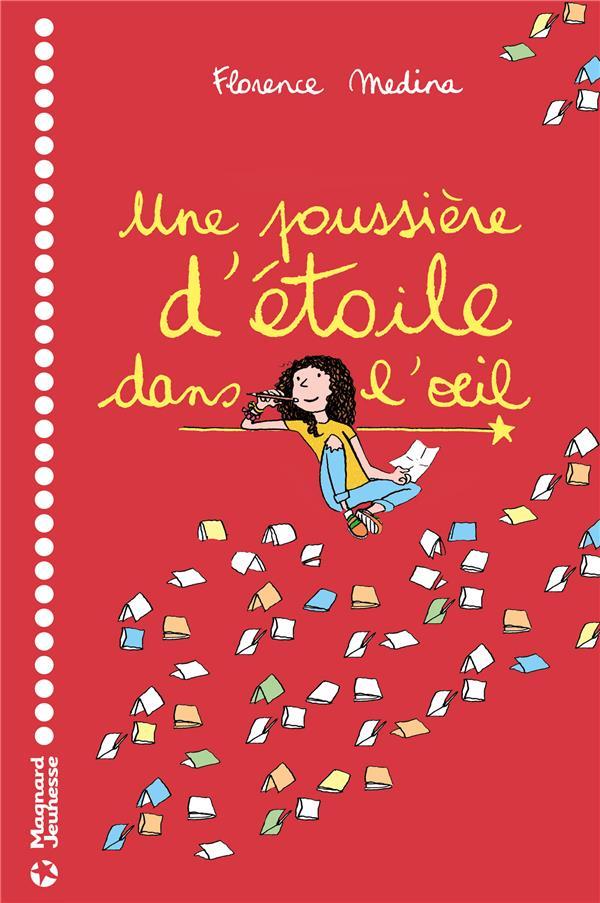 POUSSIERE D'ETOILE DANS L'OEIL (UNE)