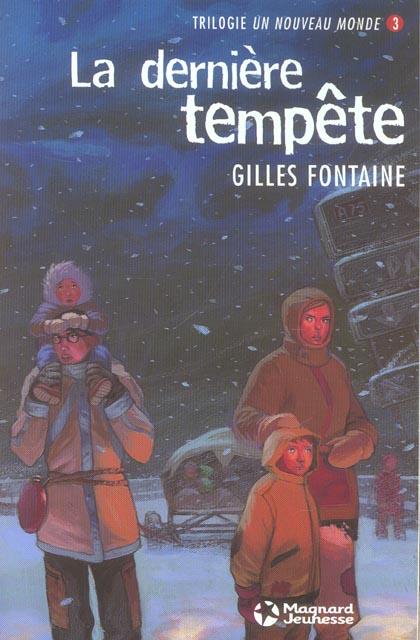 T3 DERNIERE TEMPETE (LA) UN NOUVEAU MONDE