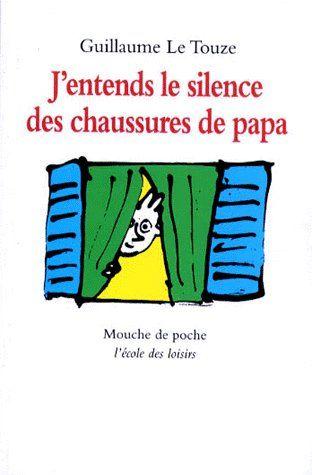 J ENTENDS LE SILENCE DES CHAUSSURES