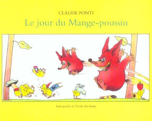 LE JOUR DU MANGE POUSSIN
