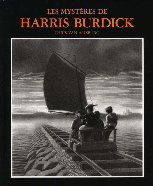 LES MYSTERES DE HARRIS BURDICK