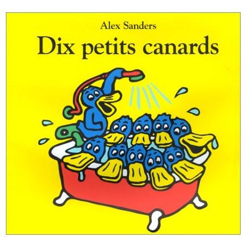 DIX PETITS CANARDS