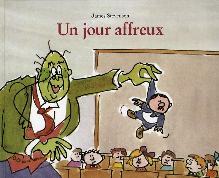 JOUR AFFREUX (UN)