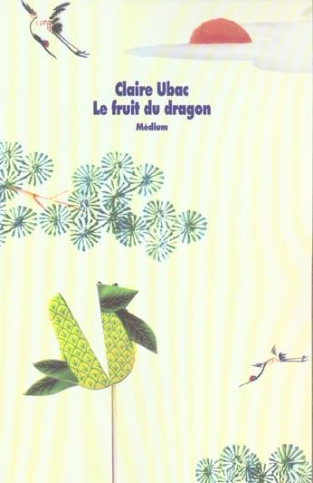 FRUIT DU DRAGON (LE)