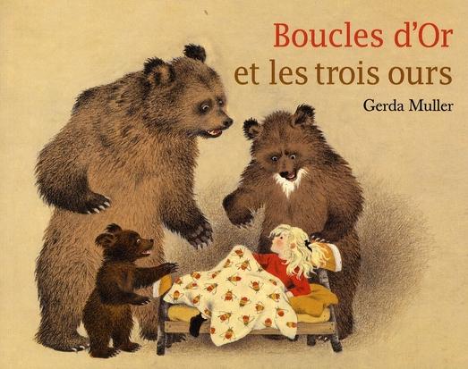 BOUCLES D OR ET LES TROIS OURS
