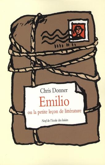 EMILIO OU LA PETITE LECON