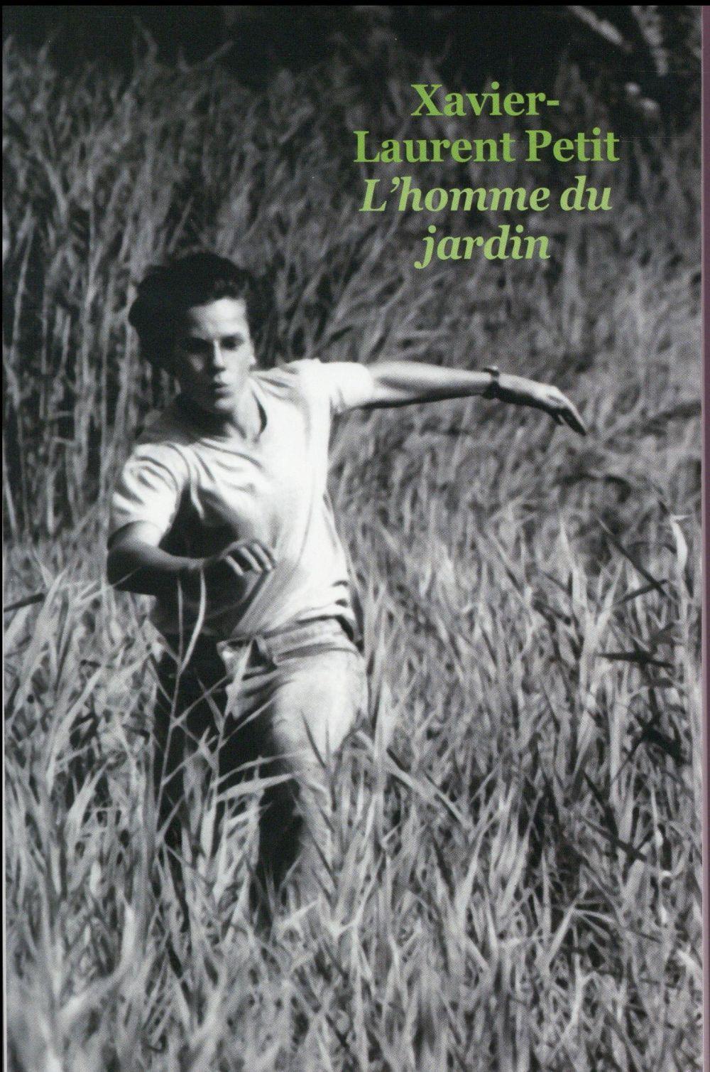 L'HOMME DU JARDIN ( POCHE NE)