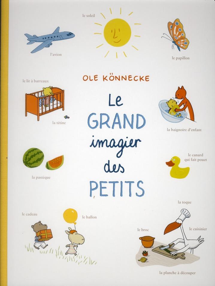 LE GRAND IMAGIER DES PETITS