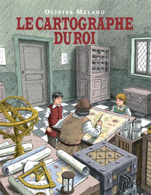 CARTOGRAPHE DU ROI (LE)