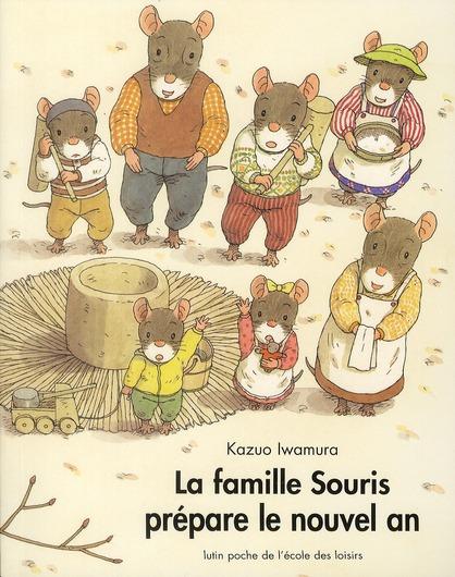 FAMILLE SOURIS PREPARE LE NOUVEL AN (LA)