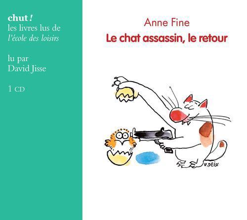 CHAT ASSASSIN LE RETOUR (LE) LIVRE LU