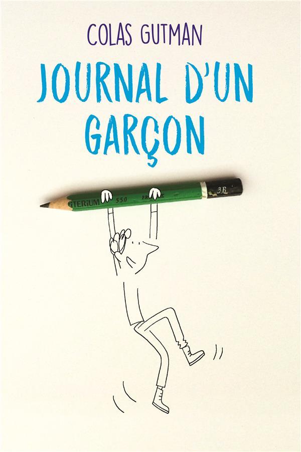 JOURNAL D UN GARCON (POCHE)