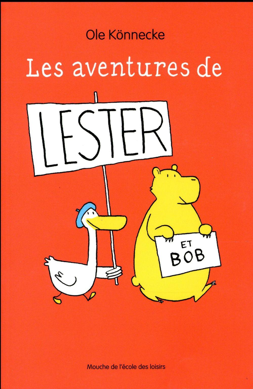 AVENTURES DE LESTER ET BOB (LES)