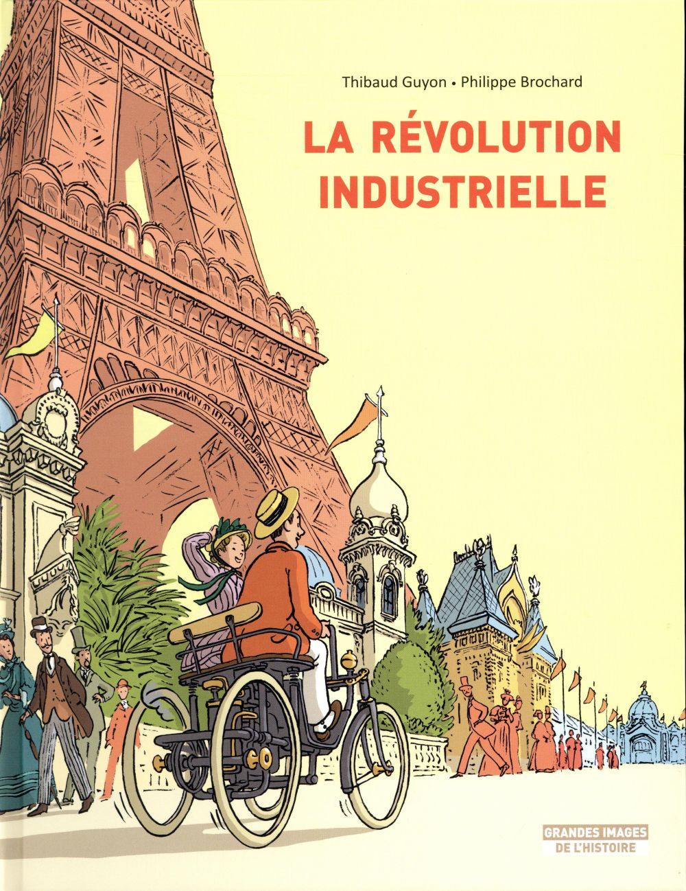 REVOLUTION INDUSTRIELLE (LA)
