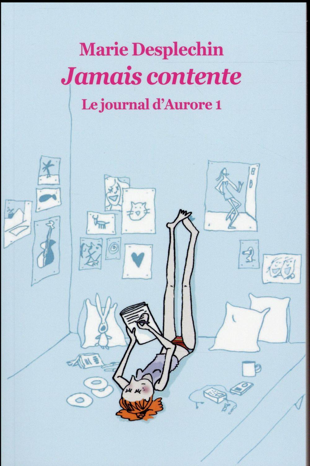 LE JOURNAL D AURORE 1 POCHE JAMAIS CONTENTE