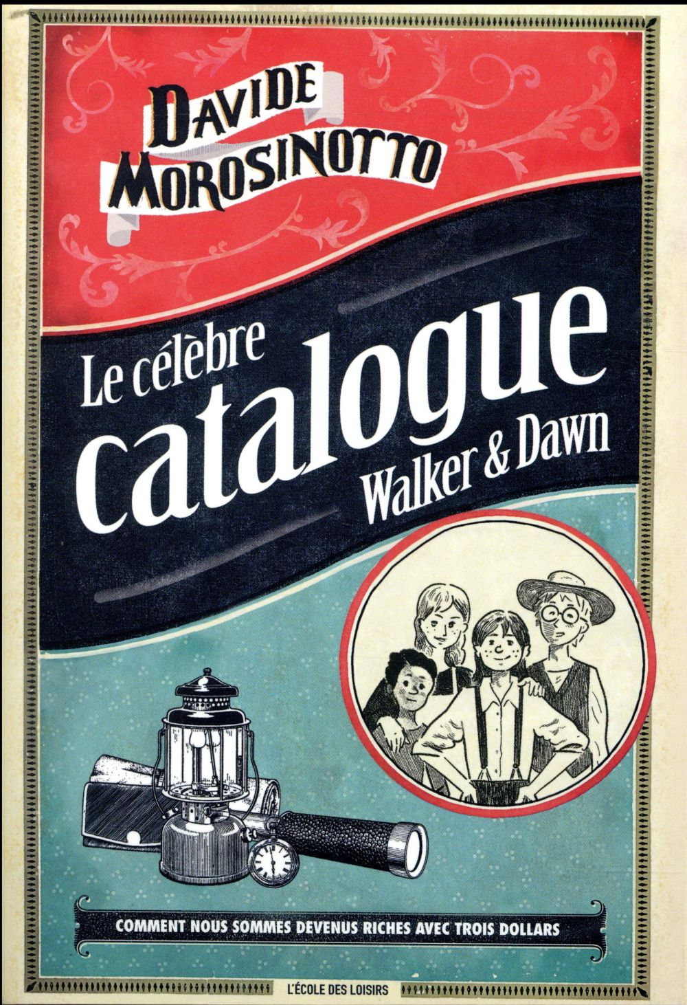 LE CELEBRE CATALOGUE DE WALKER ET DAWN