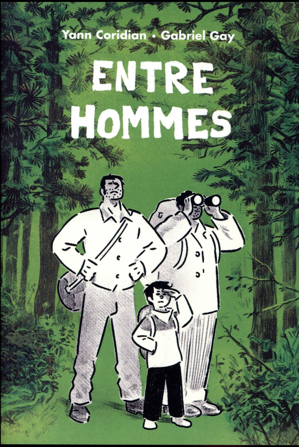 ENTRE HOMMES (GRAND FORMAT)