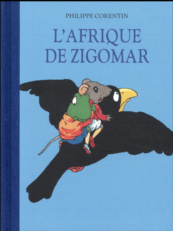 L'AFRIQUE DE ZIGOMAR - BIBLIO (NE)