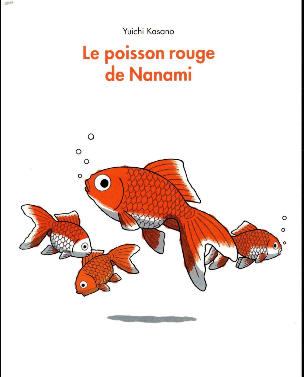 POISSON ROUGE DE NAMAMI (LE)