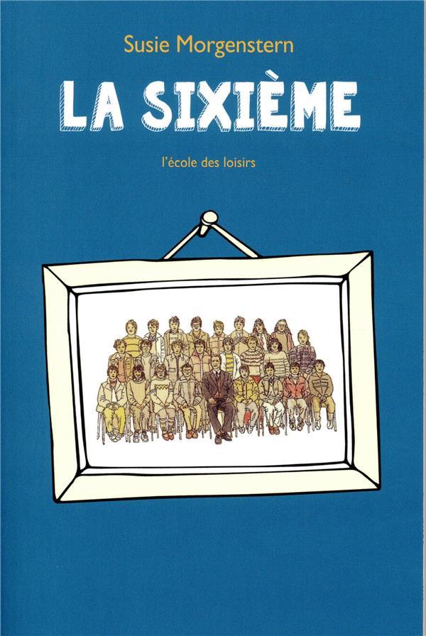 LA SIXIEME (POCHE)
