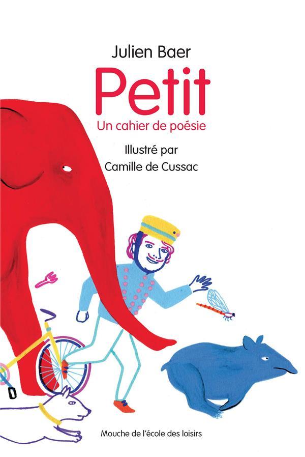 PETIT (UN CAHIER DE POESIES)