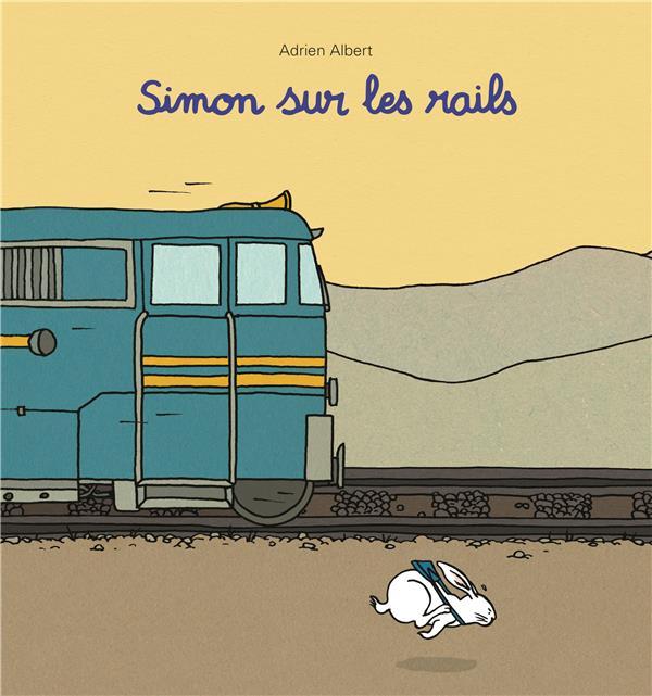 SIMON SUR LES RAILS NOUVELLE EDITION