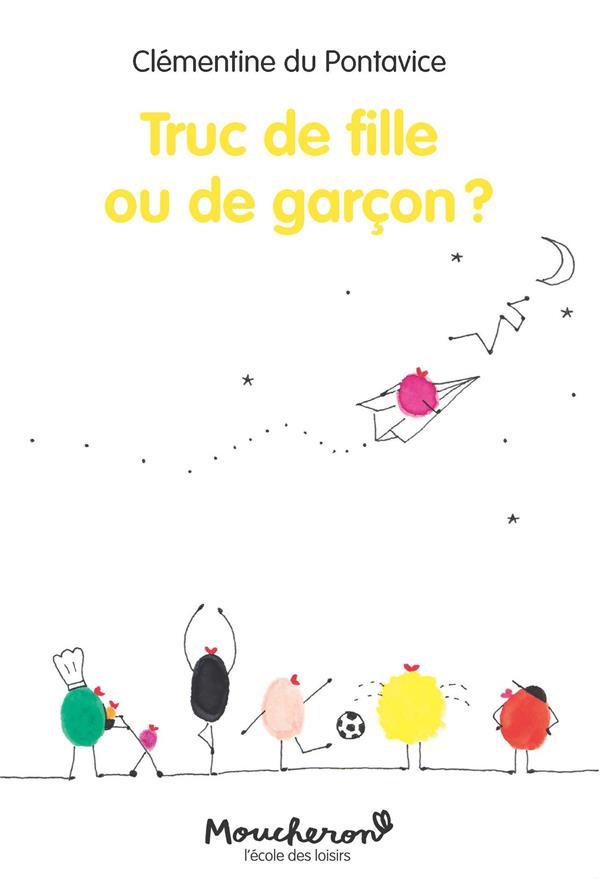 TRUC DE FILLE OU DE GARCON ?