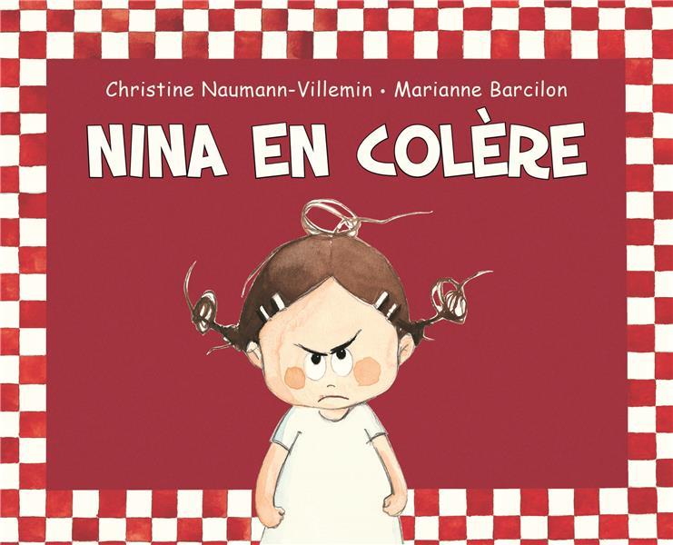 NINA EN COLERE