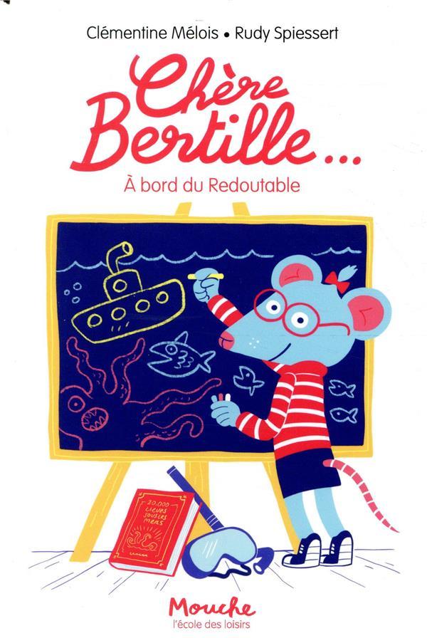 CHERE BERTILLE... - A BORD DU REDOUTABLE