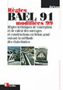 REGLES BAEL 91 MODIFIEE 99