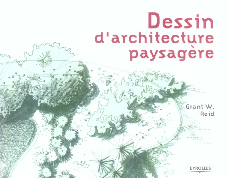 DESSIN D ARCHITECTURE PAYSAGERE