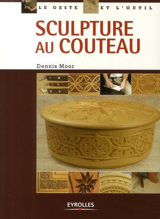 SCULPTURE AU COUTEAU