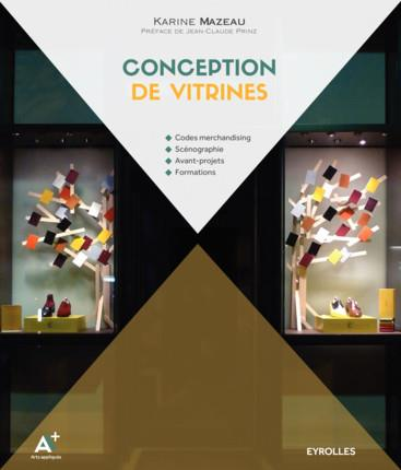 CONCEPTION DE VITRINES - CODES MERCHANDISING. SCENOGRAPHIE. AVANT-PROJETS. FORMATIONS.