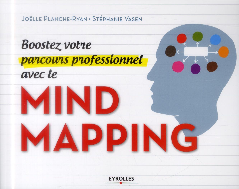 BOOSTER VOTRE PARCOURS PROFESSIONNEL AVEC LE MIND MAPPING