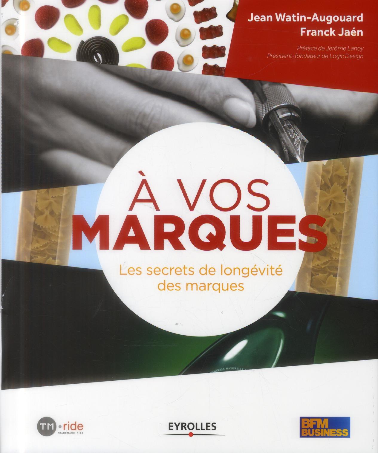 A VOS MARQUES LES SECRETS DE LONGEVITE DES MARQUES